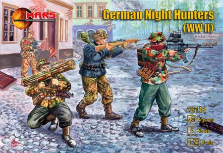 German Night Hunters WWII