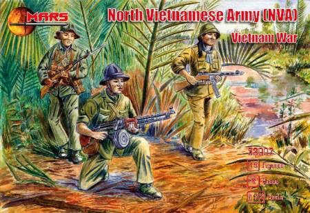 Michigan Toy Soldier Company Mars Figures North