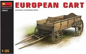 European Cart Wooden Type