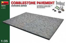 Cobblestone Pavement Section & Accessories