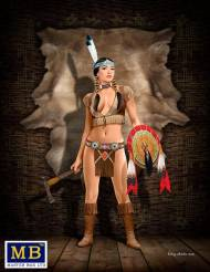 Thunder Spirit Indian Girl