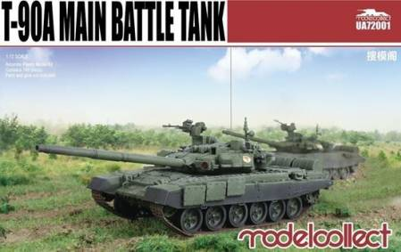 T90A Main Battle Tank w/Welded Turret
