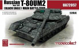 Russian T80UM2 Mod 1997 Blake Eagle Main Battle Tank