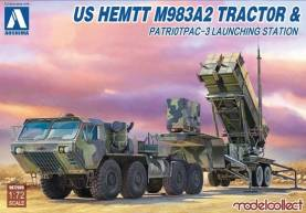 US HEMTT M983A4 Tractor w/Patriot PAC3 Launching Station