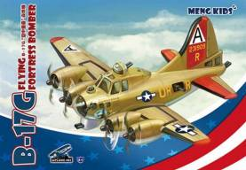 B-17G Flying Fortress - Meng Kids