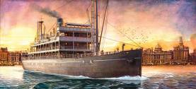 The Crossing: Taiping Chinese Steamer Ship