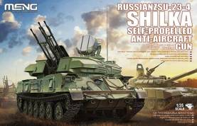 Russian ZSU23-4 Shilka Self-Propelled Anti-Aircraft Weapon System Vehicle (Limited)