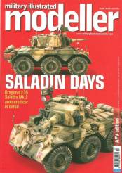 Military Illustrated Modeller -no. 56 -AFV Edition