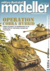 Military Illustrated Modeller -no. 50 -AFV Edition