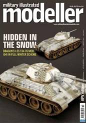 Military Illustrated Modeller -no. 54 -AFV Edition