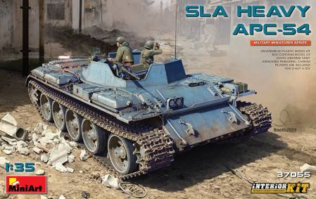 SLA Heavy APC-54 [Interior Kit]