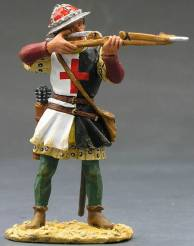 King & Country Crossbowman Firing #MK013 Several Available