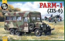 PARM1 Military Truck (Mobile Aircraft Repair Shop)