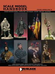 Mr. Black Scale Model Handbook-Figure Modeling 16