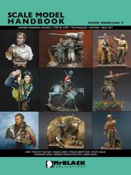 Mr. Black Scale Model Handbook-Figure Modeling 17