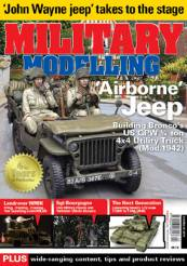 Military Modelling Magazine - Volume 48, Issue 3, March 2018