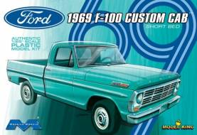 1969 Ford F100 Custom Cab Pickup Truck w/Short Bed (Ltd Prod)