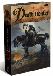 Frazetta: Death Dealer Warrior w/Horse