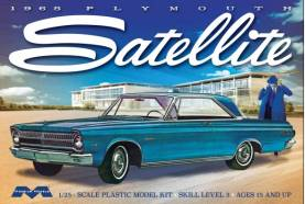 1965 Plymouth Satellite Car