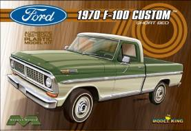 1970 Ford F100 Custom Cab Pickup Truck w/Short Bed (Ltd Prod)