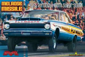 1965 Plymouth Hemi Melrose Missile Super Stock Drag Car (Ltd Prod)