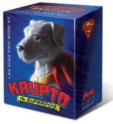 Krypto The Superdog (Vinyl Kit)
