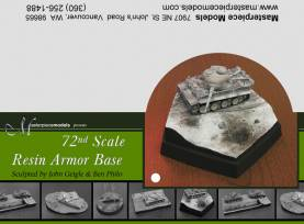 1/72nd Armor Base #1