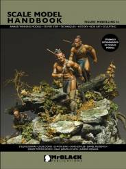 Mr. Black Scale Model Handbook-Figure Modeling 14