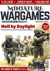 Miniature Wargames Issue 418