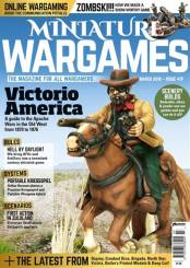 Miniature Wargames Issue 419