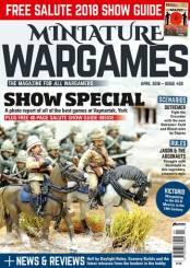 Miniature Wargames Issue 420