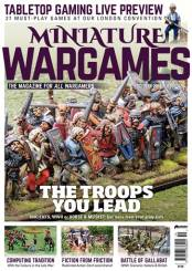 Miniature Wargames Issue 426