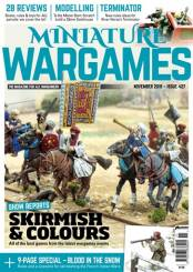 Miniature Wargames Issue 427