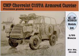 CMP C15TA Armored Carrier Truck