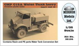 CMP C15A Cab 11/12 Water Tank Lorry Truck