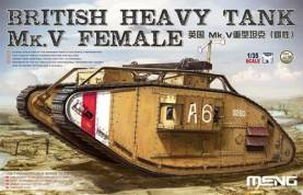 WWI British Heavy Tank MK.V Female