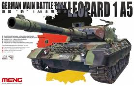 Leopard 1A5 German Main Battle Tank