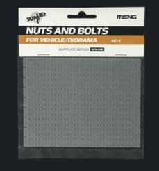 Nuts & Socket Bolts Set C Plastic