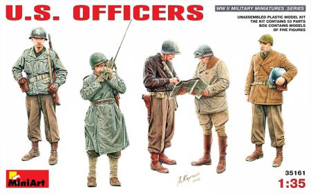 WWII U.S. Officers