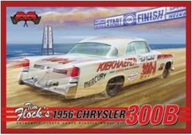 Tim Flock 1956 Chrysler 300B Stock Car