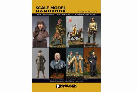 Mr. Black Scale Model Handbook-Figure Modeling 18