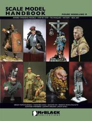 Mr. Black Scale Model Handbook-Figure Modeling 19