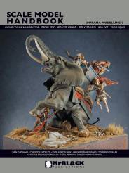 Mr. Black Scale Model Handbook Diorama Modelling 2