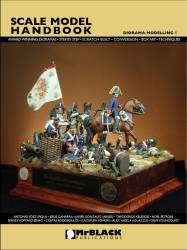 Mr. Black Scale Model Handbook Diorama Modelling 1