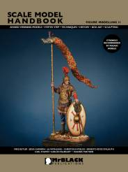 Mr. Black Scale Model Handbook-Figure Modeling 11