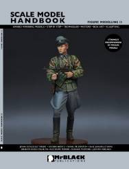 Mr. Black Scale Model Handbook-Figure Modeling 13