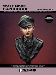 Mr. Black Scale Model Handbook-Figure Modeling 15