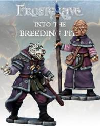 Frostgrave: Beastcrafter & Apprentice