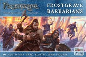 Frostgrave: Barbarians