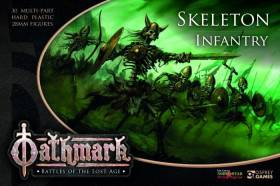 Oathmark: Skeleton Infantry